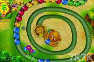 《小熊祖玛》游戏画面4