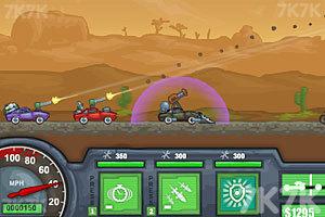 《狂暴武裝車》游戲畫面4