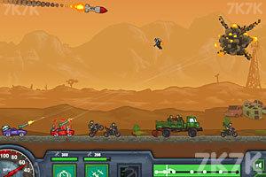 《狂暴武装车》游戏画面5