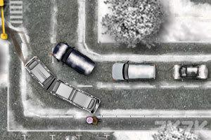 《圣诞大卡车停车》截图4