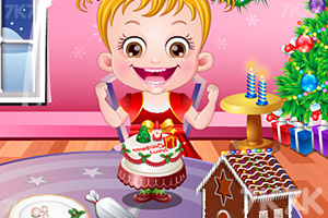 《可爱宝贝过圣诞节》游戏画面5