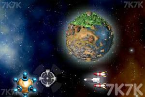 《宇宙战争》游戏画面1