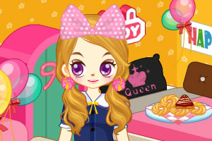 《阿sue的生日装》游戏画面1