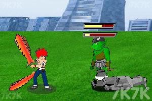 《炎龙剑客》游戏画面3