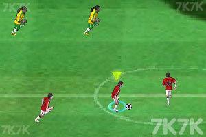 《自由足球加强版》游戏画面5