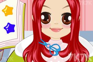 《我是一个理发师》游戏画面4