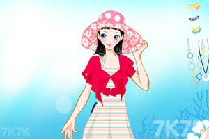 《珍珠花》游戏画面1