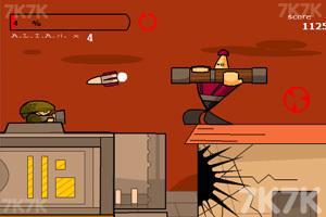 《疯狂射击3》游戏画面2