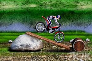 《狂热单车》游戏画面5