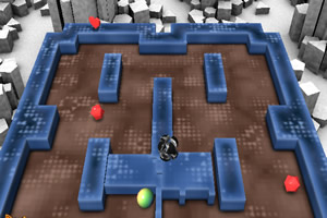 《3D天蚕变加强无敌版》游戏画面1