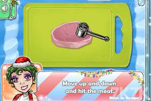 《圣诞节晚餐》游戏画面3