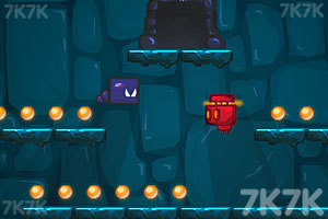 《机器人吃豆豆》游戏画面5
