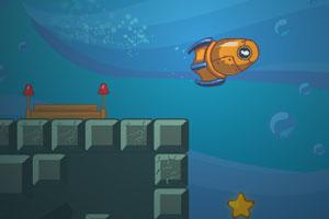 《潜艇水下作业》游戏画面1
