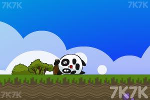 《喝醉酒的熊猫》截图3