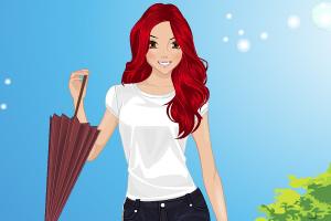 《美丽的发型》游戏画面1