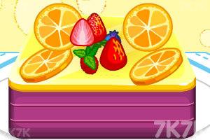 《大头妹做蛋糕》游戏画面4