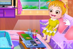 《可爱宝贝照顾弟弟》游戏画面4