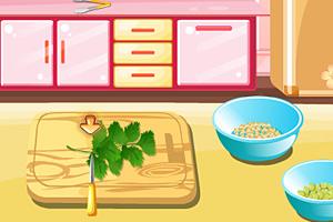《烤金枪鱼》游戏画面1