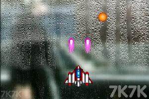 《透明玻璃上的战斗机》游戏画面2
