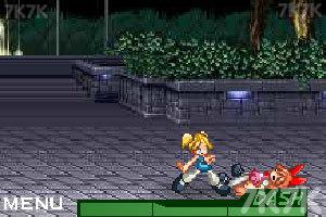 《暴强美眉格斗1.0版》游戏画面4