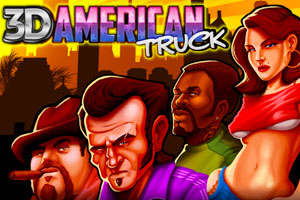 Play American Truck 3D