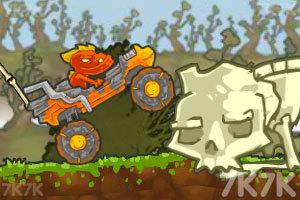 《怪兽大脚车竞速》截图4