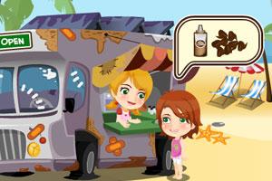 《老妈冰淇淋店》游戏画面1