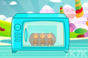 《冰棍式蛋糕》游戏画面5