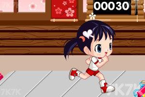 《美眉跑步机》游戏画面5