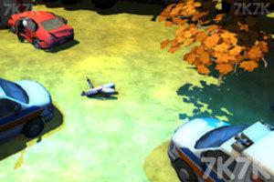 《3D救护车紧急驾驶》游戏画面2