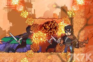 《末世英雄乔伊》游戏画面4