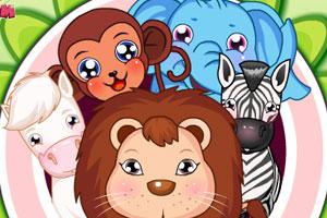 《照顾动物们》游戏画面1