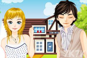 《甜心女孩约会》游戏画面1