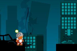 《火星钢铁侠》游戏画面1