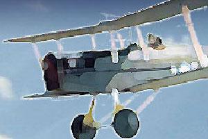 《战斗机空战》游戏画面1
