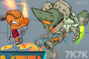 《NBA跑酷》游戏画面1