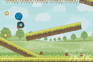 《刺猬果果的苹果乐园》游戏画面5