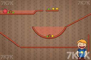 《吃货吃糖豆加强版》游戏画面3