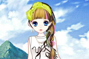 《森迪公主休闲运动风》游戏画面1
