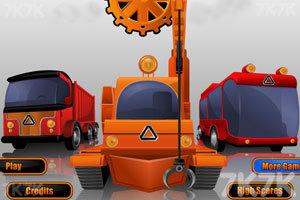 《工地大卡车驾驶》截图2