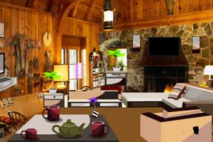 《逃离钻石木屋》游戏画面1