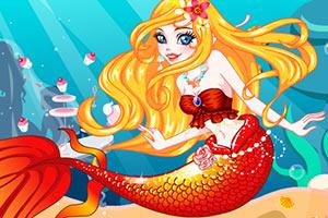 《美人鱼舞会》游戏画面1