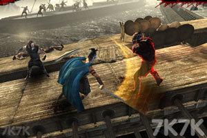 《300勇士:帝国崛起》游戏画面2