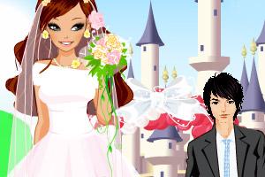 《在宫殿的婚礼》游戏画面1
