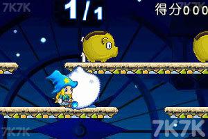 《魔动堂冰封版》游戏画面2
