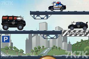 《奇趣撞车3》游戏画面4
