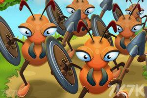 《蚂蚁部落之战》游戏画面1