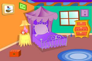 《逃出童话卧室》游戏画面1
