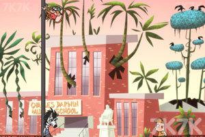 《猴子邮递员》游戏画面2