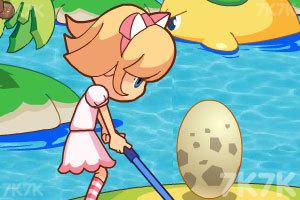 《美少女打蛋》游戏画面1